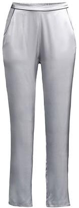 Fleur Du Mal Silk Pajama Pants