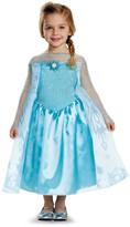 Disguise Frozen Elsa Classic Costume (Toddler & Little Girls)