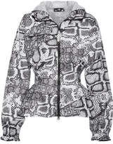 adidas by Stella McCartney Climastorm Printed Shell Jacket - Gray