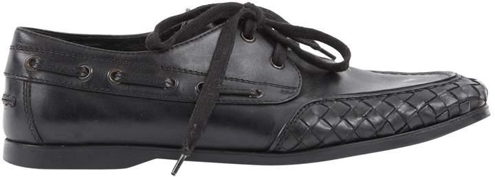 Bottega Veneta Leather flats