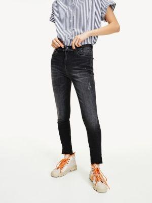 Tommy Hilfiger Nora Skinny Ankle Slit Dynamic Jeans