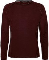Loro Piana Virgin Wool-Piqué T-Shirt