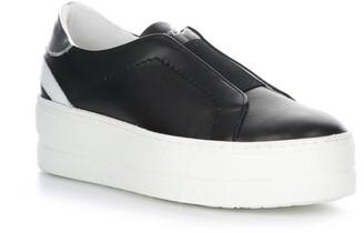 Bos. & Co. Mona Platform Slip-On Sneaker