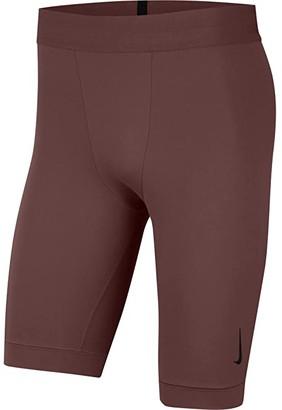 Nike Dry Shorts Yoga (Black/Iron Grey) Men's Shorts