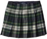 Polo Ralph Lauren Tartan-Print Pleated Skirt (Little Kids/Big Kids)