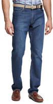 Peter Millar Crown Classic Straight-Leg Jean, Indigo