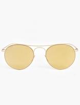 Mykita Gold Mmesse 005 Sunglasses