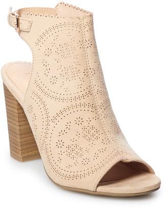 Lauren Conrad Sunstone Women's Ankle Boots