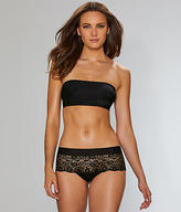 Commando Double Take Lace Bandeau Bra
