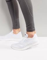 Nike Running Nike Free Run Flyknit 2 In White 880843-100