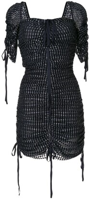 Alice McCall Cold Karma ruched dress