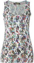 Roberto Cavalli knitted vest - women - Silk/Cashmere/Wool - 40