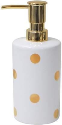 Better Homes & Gardens Gold Dot Lotion Dispenser, 1 Each