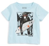 Hurley Infant Boy's Monkey Biz Color-Change T-Shirt