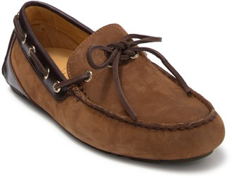 Sperry Gold Harpswell Tie Driving Shoe