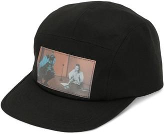 Undercover Photograph-Print Cap