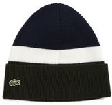Lacoste Men's Wool Beanie - Green