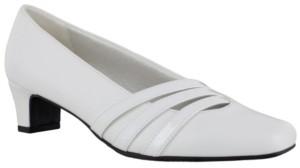 Easy Street Shoes Entice Women's Squared Toe Pumps Women's Shoes