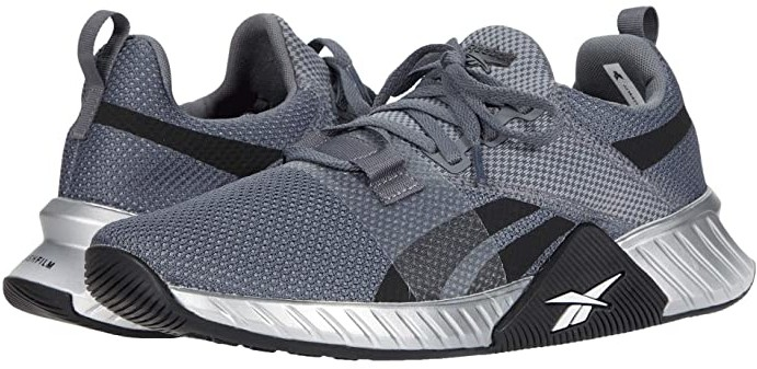 Reebok Flashfilm Train 2.0 (Cold Grey/Black) Men's Shoes