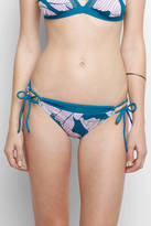 Hobie Fronds Forever Tunnel Ties Hipster Bikini Bottoms