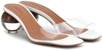 Neous Opus transparent sandals
