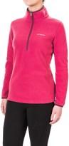 Columbia Ridge Repeat Polartec® Fleece Shirt - Zip Neck, Long Sleeve (For Women)