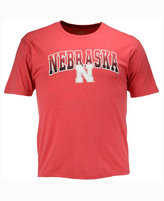 Colosseum Men's Nebraska Cornhuskers Gradient Arch T-Shirt