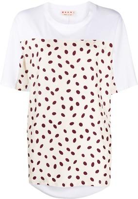 Marni Bubble-print T-shirt