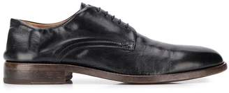 Moma distressed derby shoes