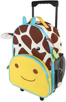 Bed Bath & Beyond SKIP*HOP® Zoo Little Kid Rolling Luggage in Giraffe