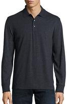 Nautica Slim-Fit Long Sleeve Polo