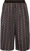 DAY Birger et Mikkelsen Motley stretch-jacquard culottes