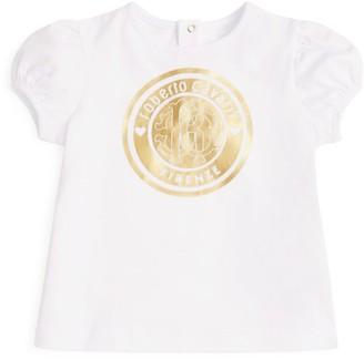 Roberto Cavalli Junior Logo T-Shirt