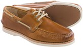 Frye Sully Smooth Leather Boat Shoes (For Men)