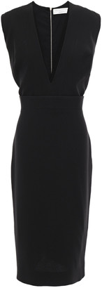 Victoria Beckham Wool-crepe Dress