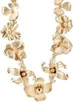 Kenneth Jay Lane WOMEN'S FLORAL NECKLACE