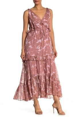 Diane von Furstenberg Misha Silk Blend Sleeveless Dress
