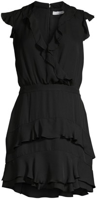 Parker Tangia Ruffle Dress