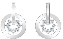 Swarovski Further Drop Earrings
