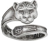 Alex and Ani Spoon Ring Wild Heart