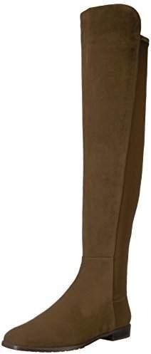 Stuart Weitzman Women's Corley Over The Knee Boot,10.5 Medium US