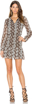 Greylin Sellia Pintucked Dress