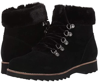 Blondo Rachel Waterproof (Black Suede) Women's Boots