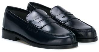 Prosperine Kids Classic Penny Loafers