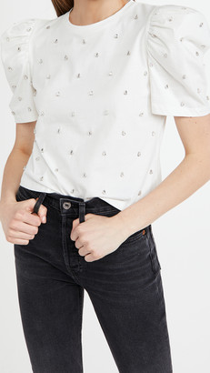 Giuseppe di Morabito Puff Sleeve Shirt