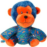 Unbranded Youth Florida Gators All Over Print Seated Mitchie Monkey Plush Toy