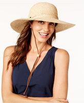 Scala Adjustable Strap Sun Hat