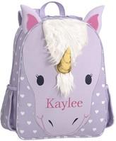 Pottery Barn Kids Small Backpack, Mackenzie Classic Critter Unicorn