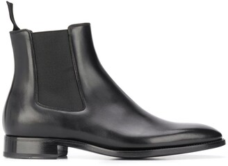 Givenchy elasticated panels Chelsea boots