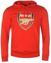 Puma Mens Arsenal Hoody OTH Hoodie Hooded Top